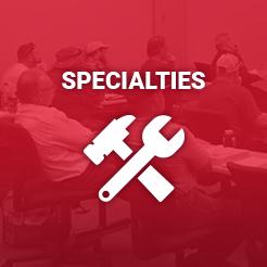 Specialties